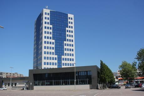 Gemeentehuis van Capelle aan den IJssel.