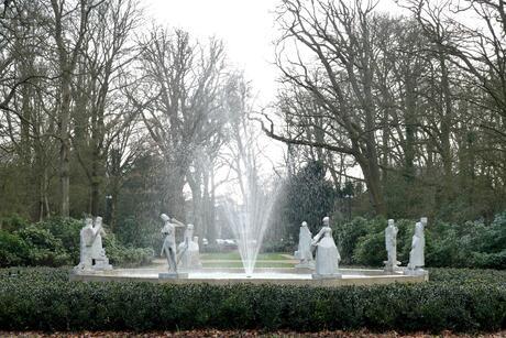 Beelden in de Haarlemmerhout