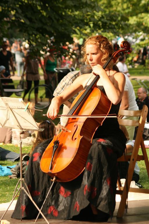 dag van de romantische muziek 4 - - - foto door glimmend op 14-08-2009