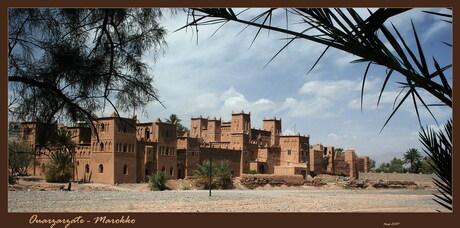 Ouarzarzate Kasbah