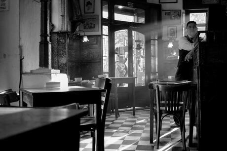 Café Dorrego Buenos Aires