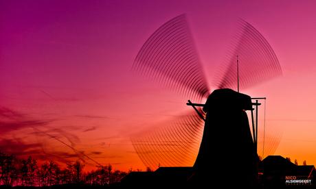 Dutch Windmill fun