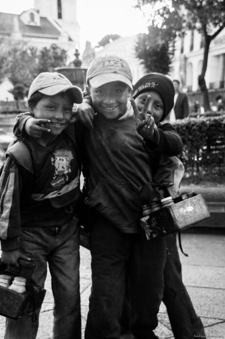 street terror in Quito