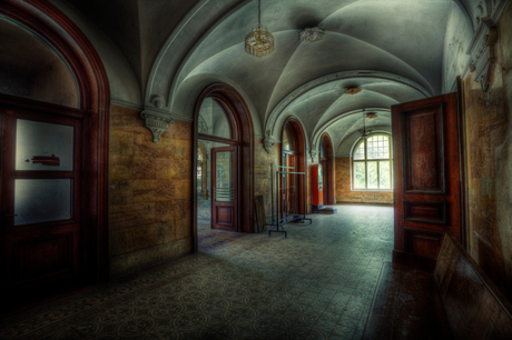 The Old Main Hall