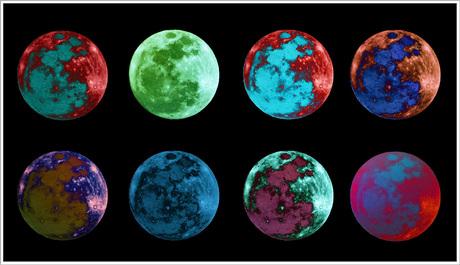 Perlas de luna II