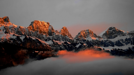 Alpen Sunrise
