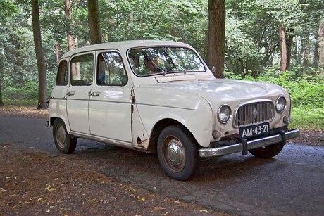 Renault 4 1966