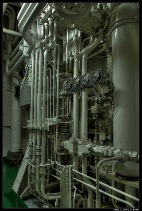 Lots of pipes