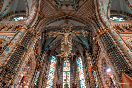 Basiliek van Sittard - Onze Lieve Vrouw van het Heilig Hart - Basiliek van Sittard - Onze Lieve Vrouw van het Heilig Hart - foto door MauriceMeerten op 26-12-2017 - deze foto bevat: architectuur, kerk, jezus, basiliek, sittard, geloof