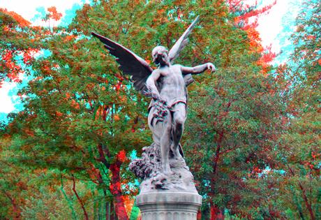 sculpture Parijs 3D
