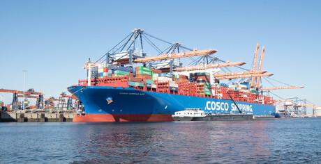 cosco shipping Alps 2