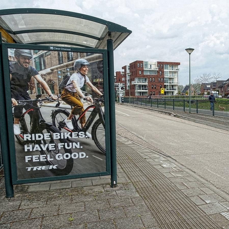 @18 - street - foto door bikerblues op 04-05-2021 - deze foto bevat: fiets, wiel, band, wolk, fietsframe, fietswiel, fietsband, lucht, fietsen - uitrusting en benodigdheden, voertuig