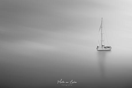 Zeilboot-op-zee