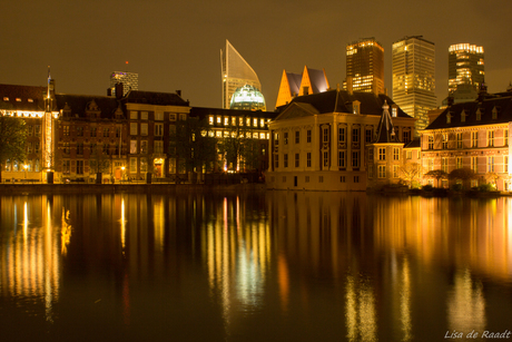 """Hofvijver """"Den Haag"""""""