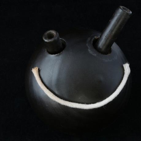 Zou je de wereld niet af en toe willen bombarderen met een glimlach ?