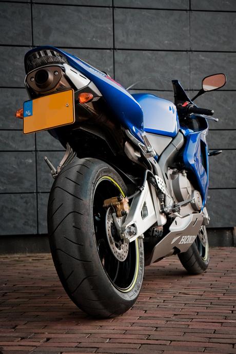 Honda CBR600RR Supersport
