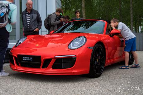 Porsche carrera 911 S