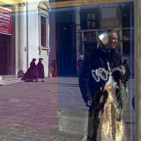 Ook in Venetië