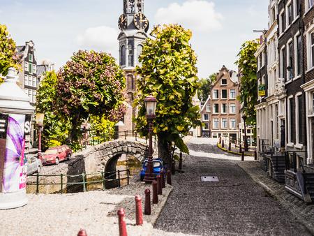 kleine binnenstad - - - foto door ferryd op 30-08-2018 - deze foto bevat: klein, gracht, madurodam