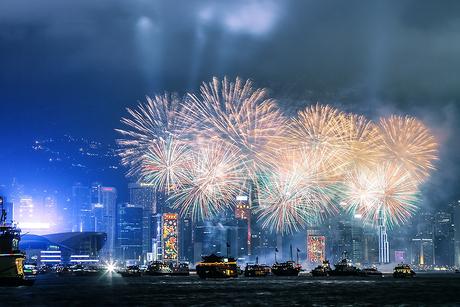 Happy (Chinese) New Year
