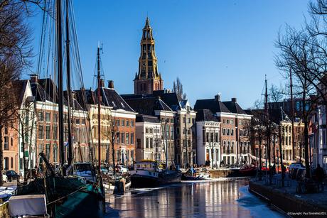 Stad Groningen.