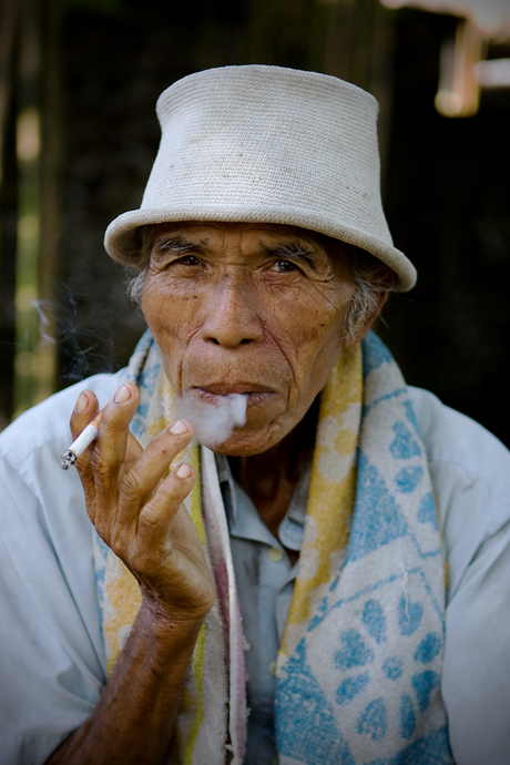 Have a smoke and a smile...