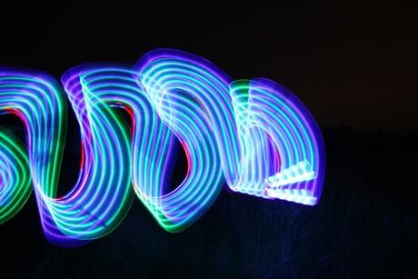 Lightpainting :)