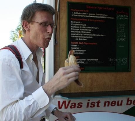 Bockwurst!