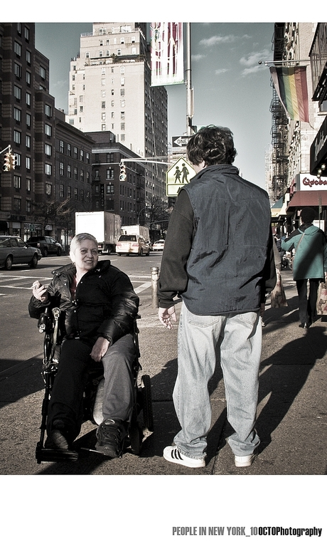 People in New York 10