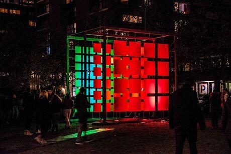 GLOW 2019 – PROJECT 20 - WINDOWS OF LIGHT