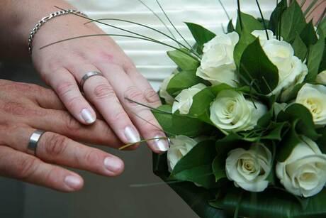 Met deze ring....