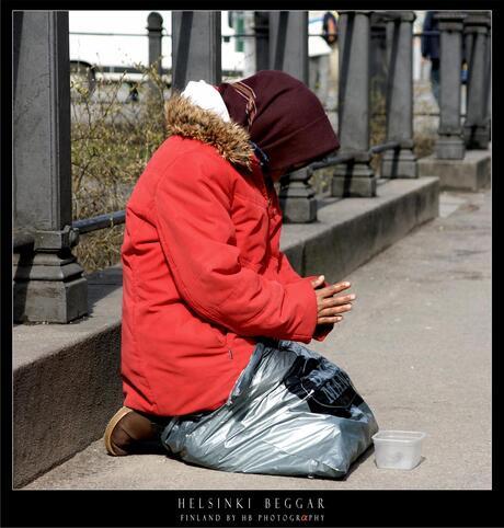 HB Helsinki Beggar