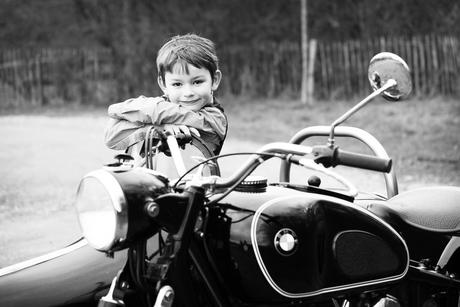 Little bikerboy