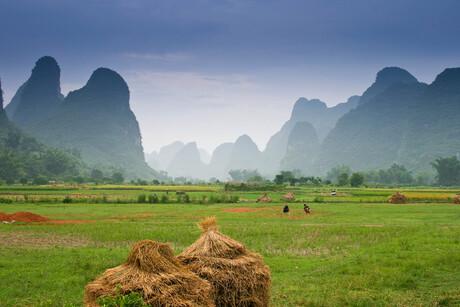 Landelijk Yangshuo