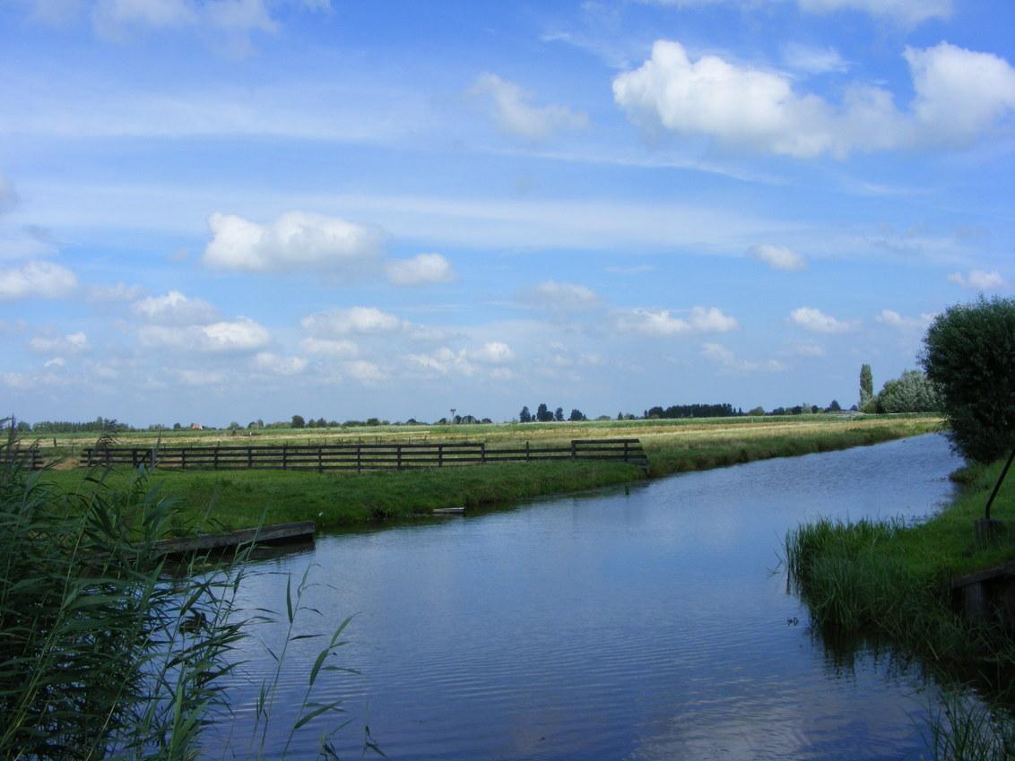 Zaans landschap - Nog een foto op de Zaanse schans in Zaandam - foto door zaankantertje75 op 31-03-2010 - deze foto bevat: zaanstreek