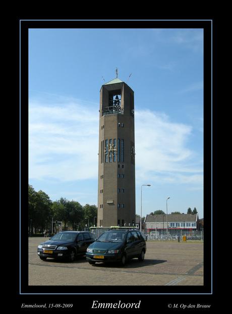Emmeloord, toren 1
