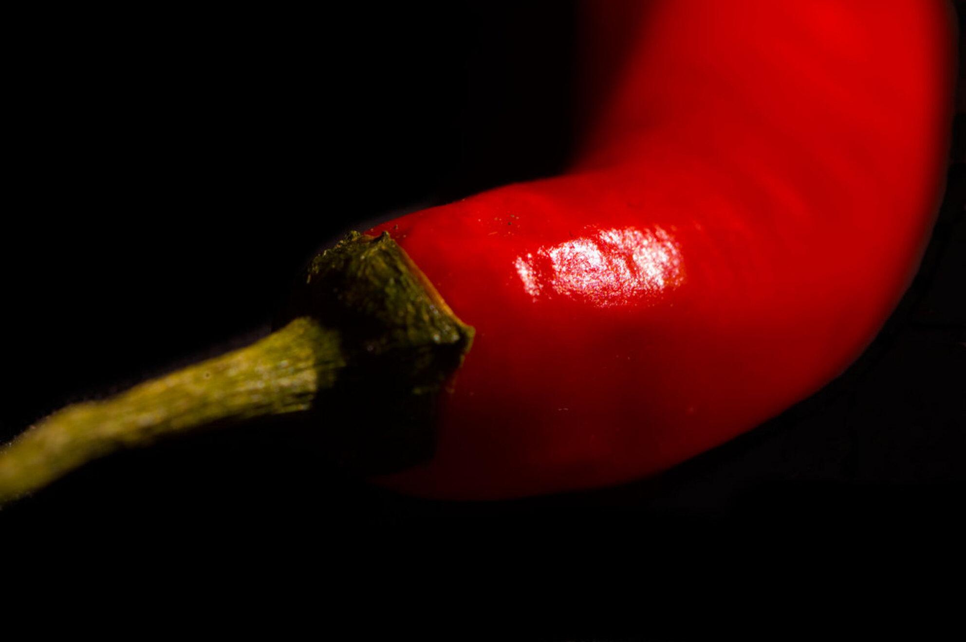 Cool Chili - Chili Peper: Het mooiste rood! - foto door obouma_zoom op 13-10-2010 - deze foto bevat: voedsel, peper