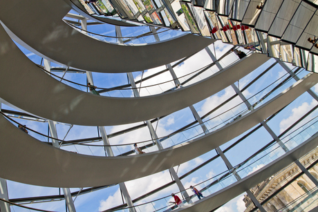 Reichstag Koepel