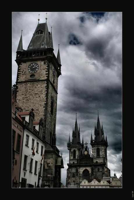 modifikované Praha l