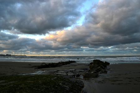 De belgische kust - Avondwandeling aan de belgische kust in Heist-aan-zee - foto door Canard op 03-12-2016