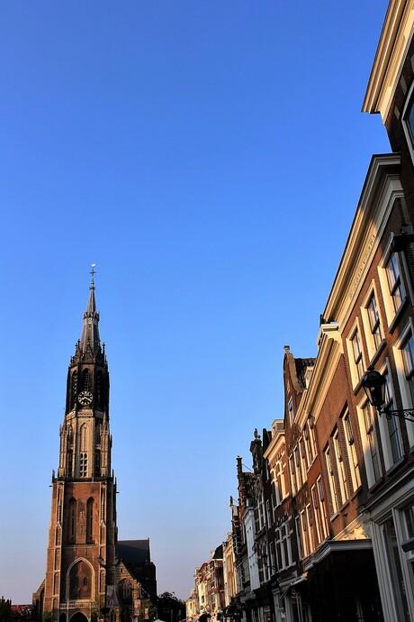 Delft avond