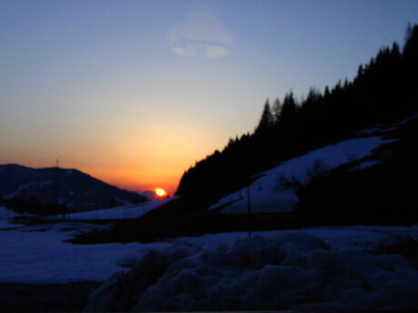 Mullbach by night