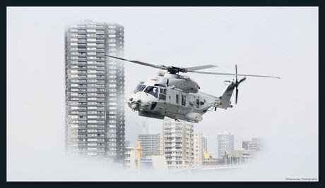 MH90 op wereldhavendagen Rotterdam