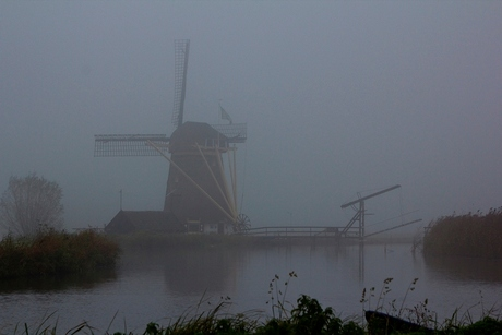 Mist in Abcoude