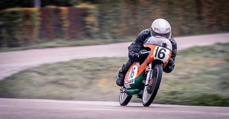 Classic Race Demonstratie Luttenbergring