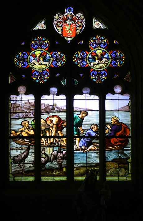 vitrail (glas in lood)