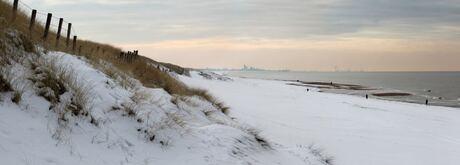 Panorama Sneeuwlandschap