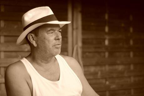Cuban Englishman in Holland