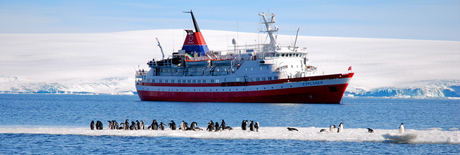 IJsbreker naar Antarctica