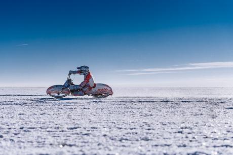Icespeedway racing